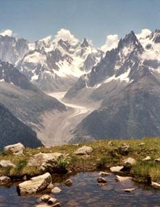 Location Chalet Mont Blanc à Cordon